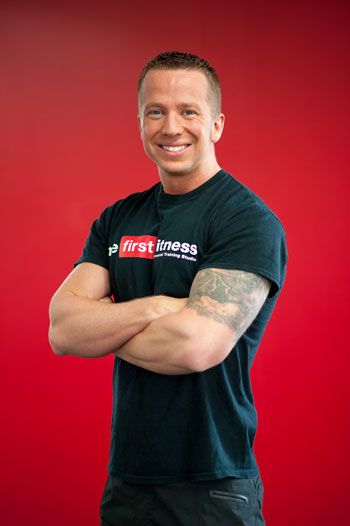 Personal Fitness Bootcamps in Whitby, Ajax, Pickering, Oshawa, with Trainer Mark Robson