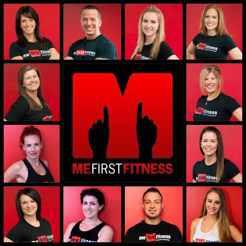 New Personal Trainers Me First Fitness